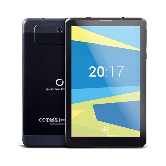 """Overmax Qualcore 7023 3G 7"""" 8GB 3G/HSPA Dual SIM tablet fekete"""